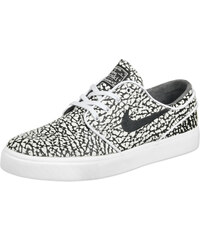 Nike Sb Zoom Stefan Janoski Elite Sneakers Sneaker pure platinum/black