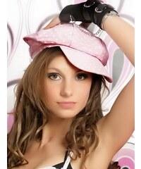 Módní bekovka pink-white