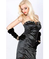 Luxusní korzetové šaty