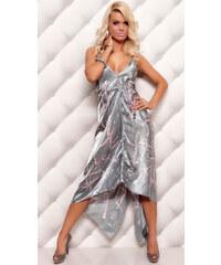 Letní šaty z hedvábí
