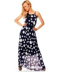 Dlouhé šaty pro krásku z Francouzské riviéry