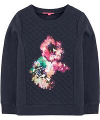 Derhy Kids Gestepptes Sweatshirt mit Pailletten