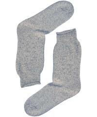 Sport Naturwarm zimní ponožky pletené 39-42 šedá