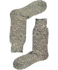 Sport Naturwarm zimní ponožky pletené 39-42 černá