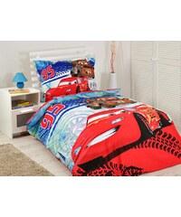 Jerry Fabrics JerryFabrics Povlečení Cars Speed 140x200 70x90