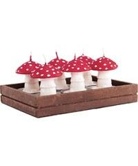 FLAMBEAU Čajové svíčky houba
