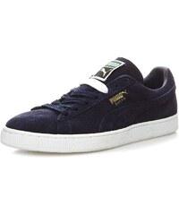 Puma Suede classic - Sneakers aus Chamoisleder - marineblau