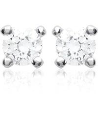 Irotsuki Fleurie - Ohrringe - aus 925er Silber