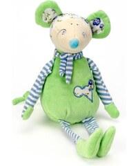 Les Bébés d Elysea Kuscheltier - grün