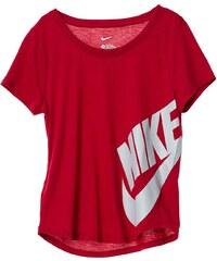 Nike T-shirt en coton mélangé - rose