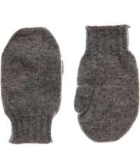 Benetton Moufle en laine mélangée - gris