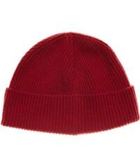 Benetton Bonnet en laine mélangée - rouge