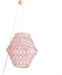 Paris au mois d'août Hugo - Lampe baladeuse applique - imprimé