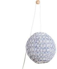 Paris au mois d'août Ball - Lampe baladeuse applique - imprimé