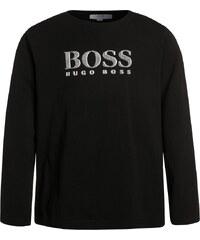 BOSS Kidswear Langarmshirt black