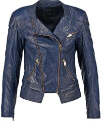 Guess SUZEN Veste en cuir hawaiin blue