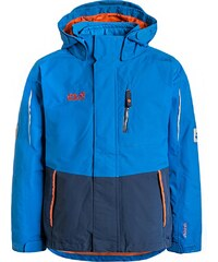 Jack Wolfskin CROSSWIND 3IN1 Veste Hardshell brilliant blue