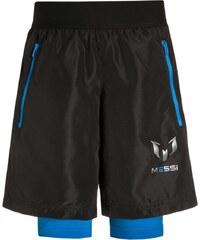 adidas Performance MESSI Short de sport black/shock blue