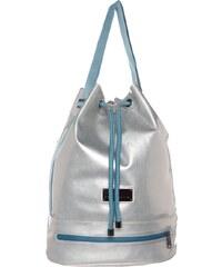 adidas by Stella McCartney FASHION SHAPE Sac de sport silver matte/blue/gun metal