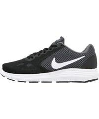 Nike Performance REVOLUTION 3 Chaussures de running neutres dark grey/white/black