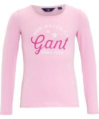 GANT Tshirt à manches longues california pink