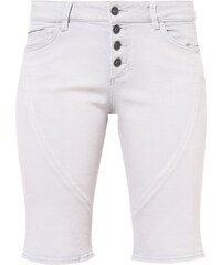 s.Oliver Short en jean grau denim stretch