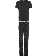 YOUR TURN Pyjama black