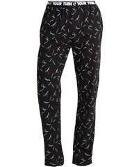 YOUR TURN Bas de pyjama black