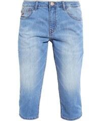 s.Oliver Short en jean blue denim stretch