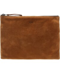 Wood Wood Portefeuille tan suede