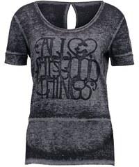 Gwynedds ISOLY Tshirt imprimé black