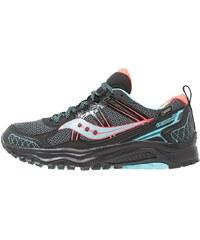 Saucony EXCURSION TR 10 GTX Chaussures de running black/coral/blue