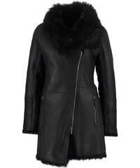 VSP TOSCANA LIVORNO Veste en cuir black