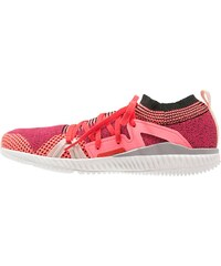 adidas by Stella McCartney EDGE TRAINER BOUNCE Chaussures d'entraînement et de fitness pink/turbo/red