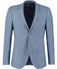Topman SKINNY FIT Veste de costume light blue