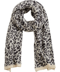 Violeta BY MANGO Schal Mit Animal Print