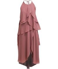 YAS YASFENILO Robe longue rose taupe