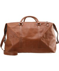 Sandqvist JORDAN Sac weekend cognac