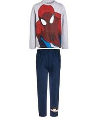 Marvel SPIDERMAN Pyjama grau/navy