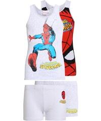 Marvel MARVEL THE AMAZING SPIDERMAN 2 PACK Set de sousvêtements grau/weiß