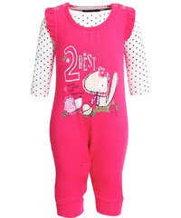 Blue Seven 2IN1 Combinaison pink
