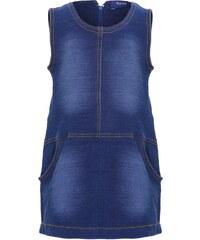 Blue Seven Robe en jean blue denim