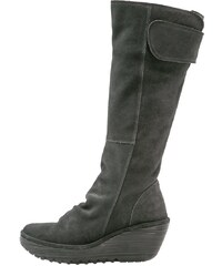 Fly London YULO Bottes compensées olive
