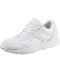 Puma TRINOMIC R698 Baskets basses white/vaporous gray