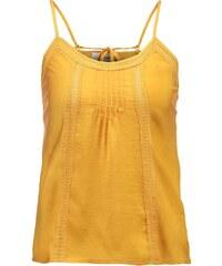 Etam MOLY Haut de pyjama mustard ochre