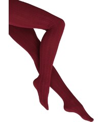 Anna Field Collants dark red