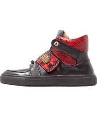 Giuliano Galiano FLY Baskets montantes black/red