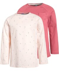 Friboo 2 PACK Tshirt à manches longues pale pink/rose