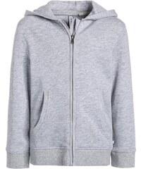 Friboo Sweat zippé grey melange