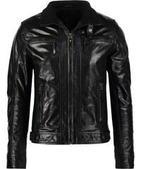 Serge Pariente SAMBA Veste en cuir black